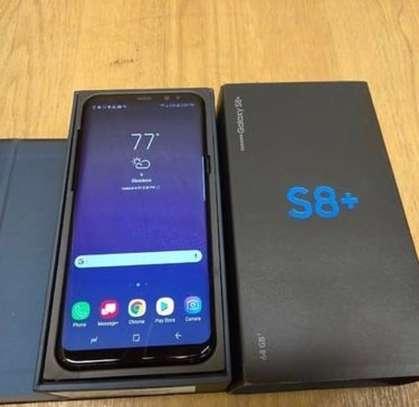 Samsung s8 plus *Duals* image 1
