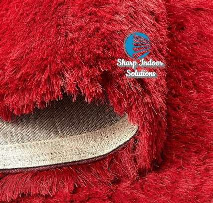 Super fluffy soft carpets(7*10) image 2