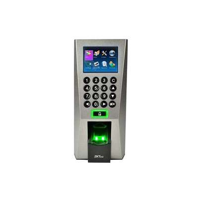 Fingerprint Time attendance & Access Control with RFID card option. -standalone device.