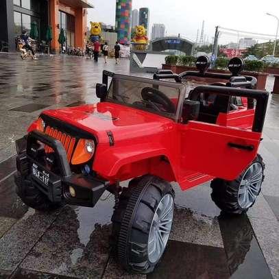 Kids Jeep Car image 1