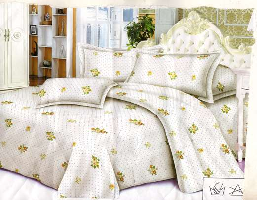 bed sheets(6 by 6 cotton)