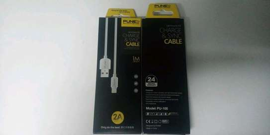punex IPhone Charger cable