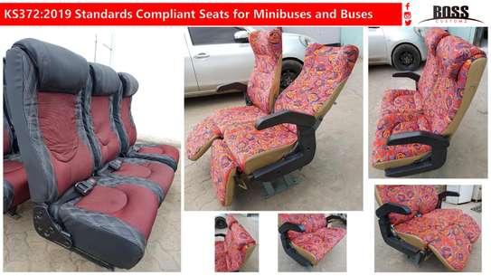 Boss Customz: Bus seats and Mini-bus Seats