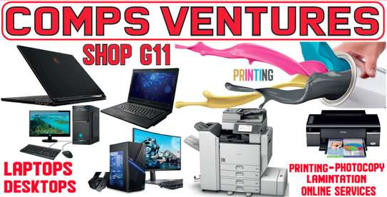 Comps ventures Ltd