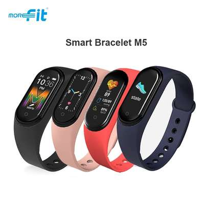 M5 Fitness Watch Smart Bracelet Fitness Tracker
