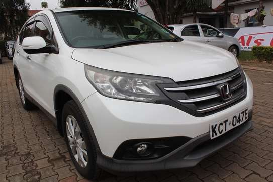 Honda CR-V 2.0 4WD Automatic