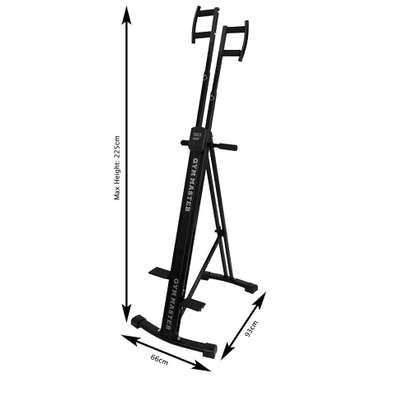 Gym Master Heavy Duty Vertical Climber image 1