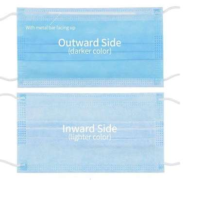 3 Ply High quality surgical masks image 2