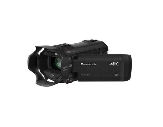Panasonic HC-VX981K 4K Ultra HD Camcorder image 1