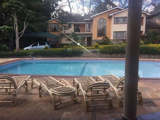 Furnished 2 bedroom apartment for rent in Rosslyn image 1