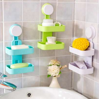 Suction Soap Holders