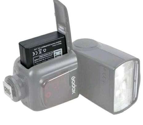 Godox speedlite battery VB18 image 5
