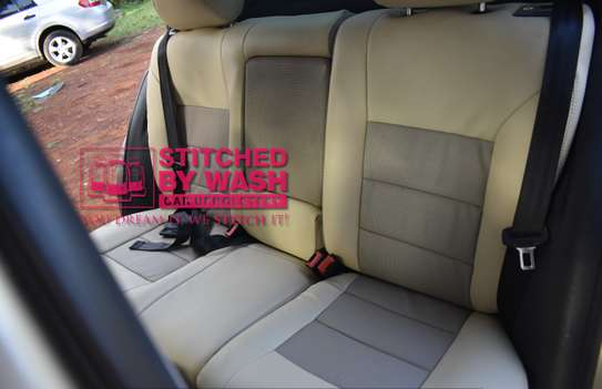 Car Interior Upholstery image 5