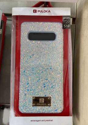 Puloka Glittering Luxurious Cases for Samsung S10 S10e S10 Plus image 4