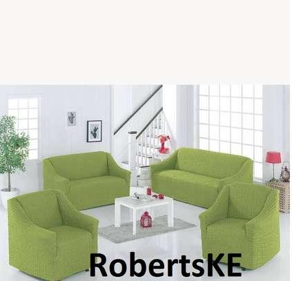 green sofa cover image 1