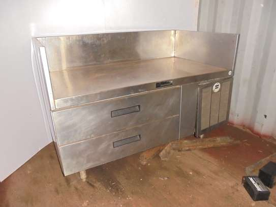 Refrigerated Work Table - Delfield