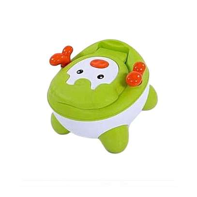 Baby potty - Green image 1