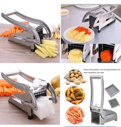 Stainless steel Chips cutter image 1
