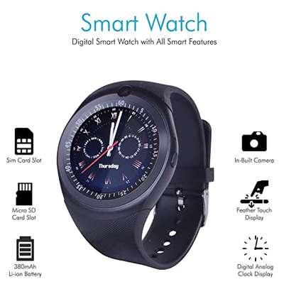 Y1 Smart Bluetooth Phone Watch Sports Smartwatch image 1
