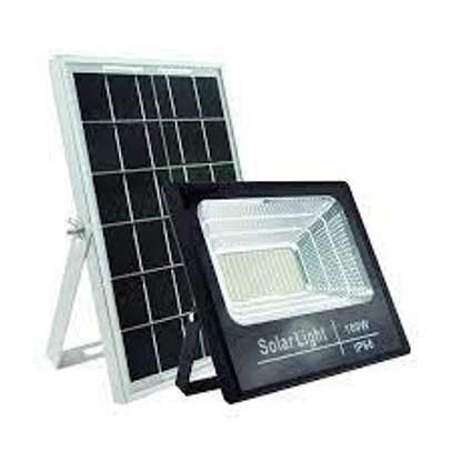 Modern Solar Light 100W FLOODLIGHT image 1