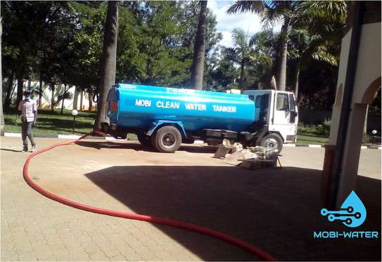 Bulk Clean Water Delivery