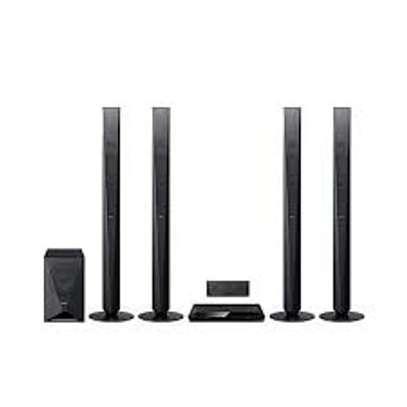Sony DAV-DZ950 - 5.1Ch DVD Home Theater System - 1000Watts - Black image 1
