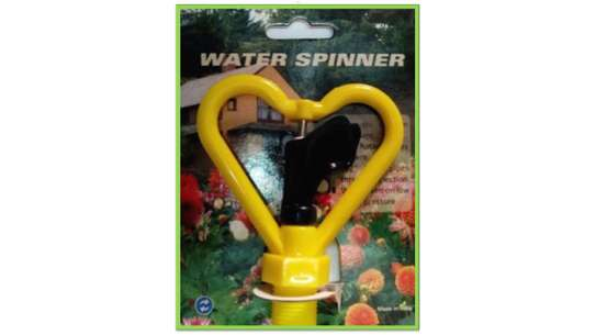 Water Spinner/Sprinkler