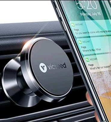 Car Phone Holder magnetic with 360 degrees rotation image 1