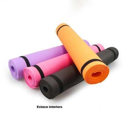elegant beautiful yoga matts image 2