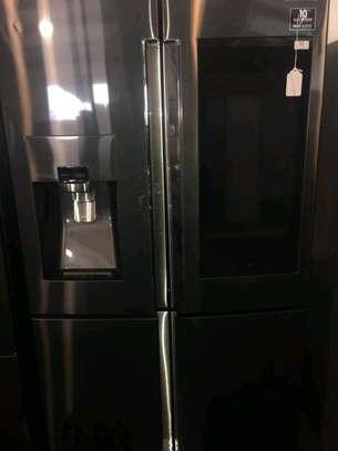Samsung Double Door fridge with water dispenser image 1