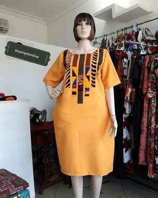 African print tops/dress/skirts image 2