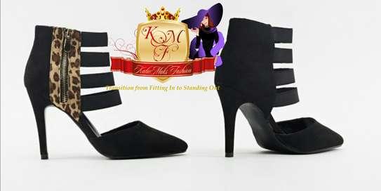 Stiletto Pointed Heels image 10