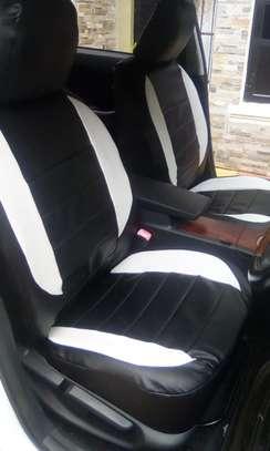Pure Plain Car Seat Covers image 4