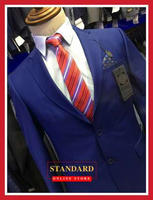 Checked 3 piece Designer Suits image 2