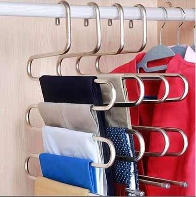 Trouser multipurpose hangers image 1