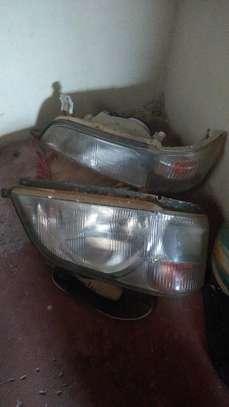 Disposing Toyota dyna headlights