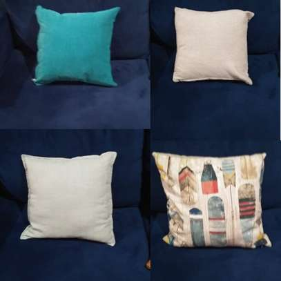 Cushions / Pillows of different colours image 1