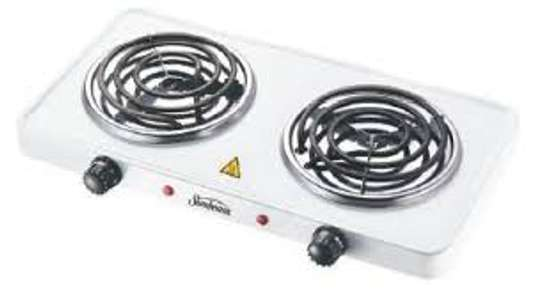 Double Plate Coil Cooker image 1
