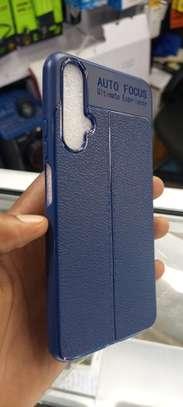 Huawei nova 5t autofocus cover blue image 1