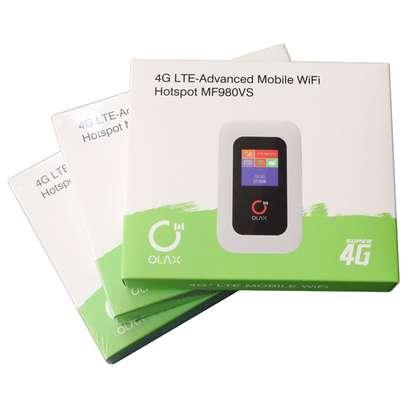 4G LTE Advanced Mobile OLAX WIFI MF980VS image 1