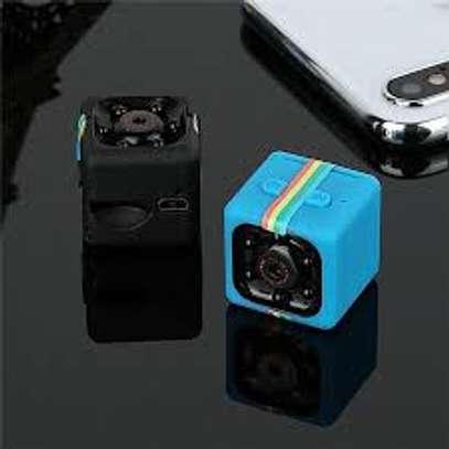 SQ11 Mini Camera HD Camcorder Night Vision 1080P image 1