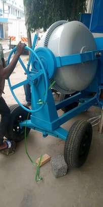 Aico concrete mixer machine 400l image 1