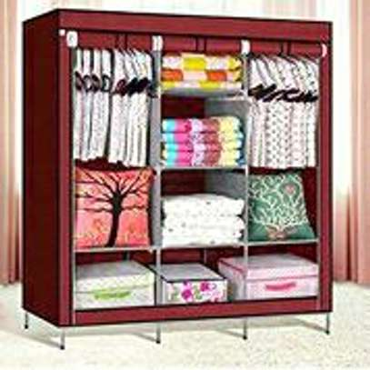 Portable Clothes Set Wardrobes image 1