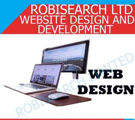 advanced Corprate Web Design and development image 1