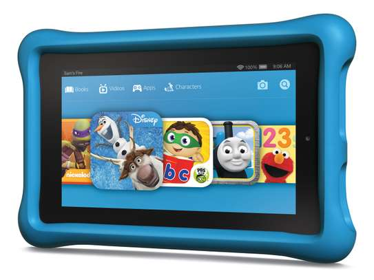 """Amazon Fire HD 8 Kids Edition Tablet, 8"""" HD display, 32 GB, Kid-Proof Case image 6"""