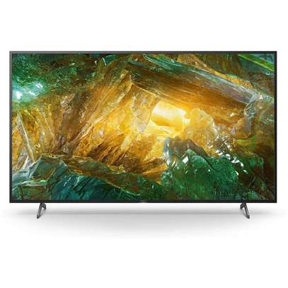 Sony 75 Inch Smart 4K UHD Android TV – 75X8000H image 1