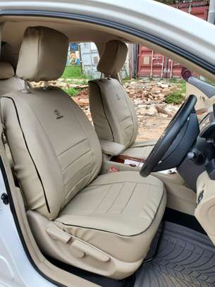 Toyota Fielder  Car Seat Covers image 1