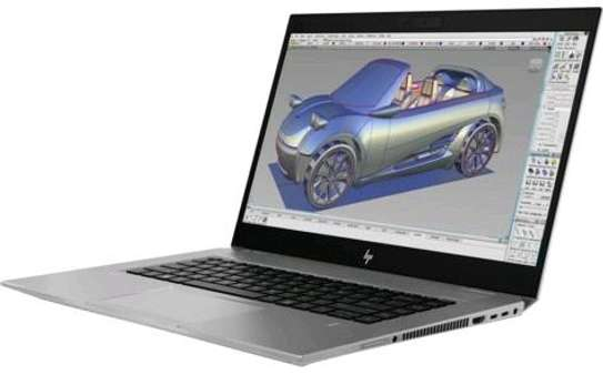 Hp Zbook Studio G5,8th generation,Core i7,16gb Ram,512gb ssd, 6gb Nvidia Graphics card image 1