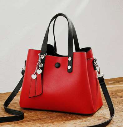 leather  Handbag image 1