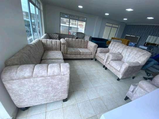 7 seater Sofa image 1